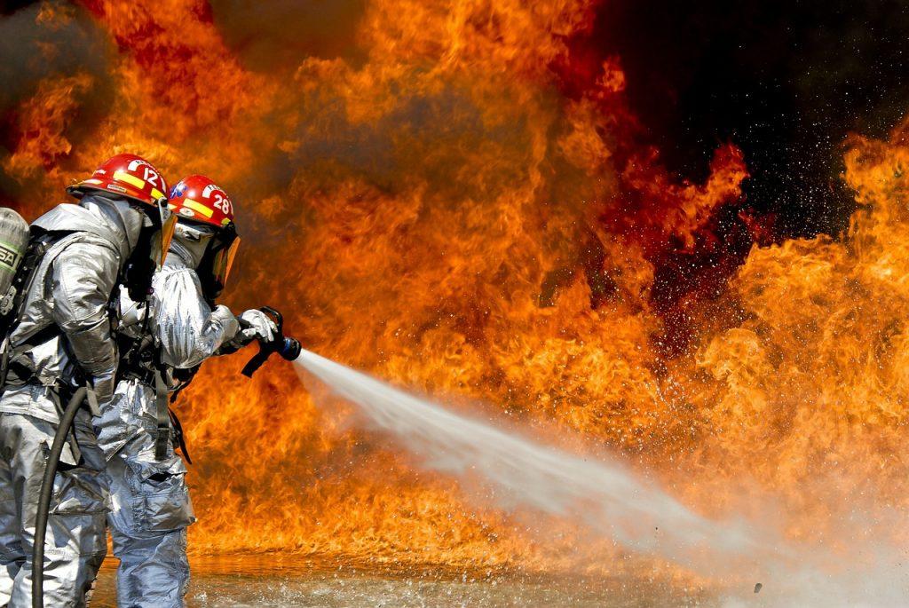 בטיחות באש