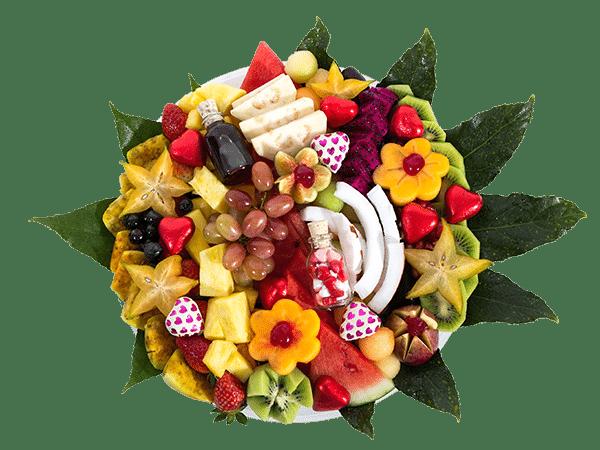פירות לעובדים ראשית