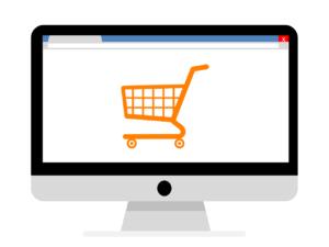 קניות אונליין במחשב