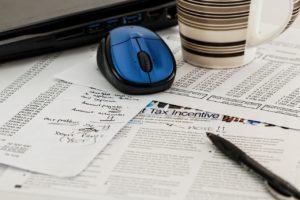 מסמכים לחישוב החזר מס
